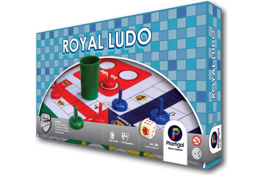 Royal Ludo