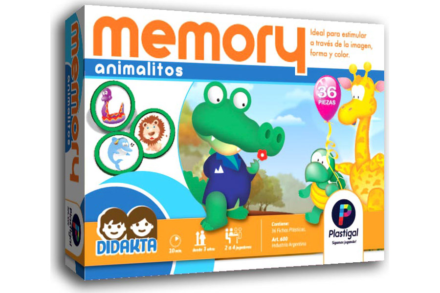 Memory Animalitos