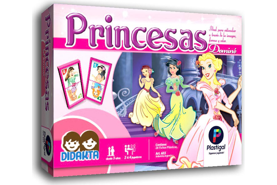 Dominó Princesas
