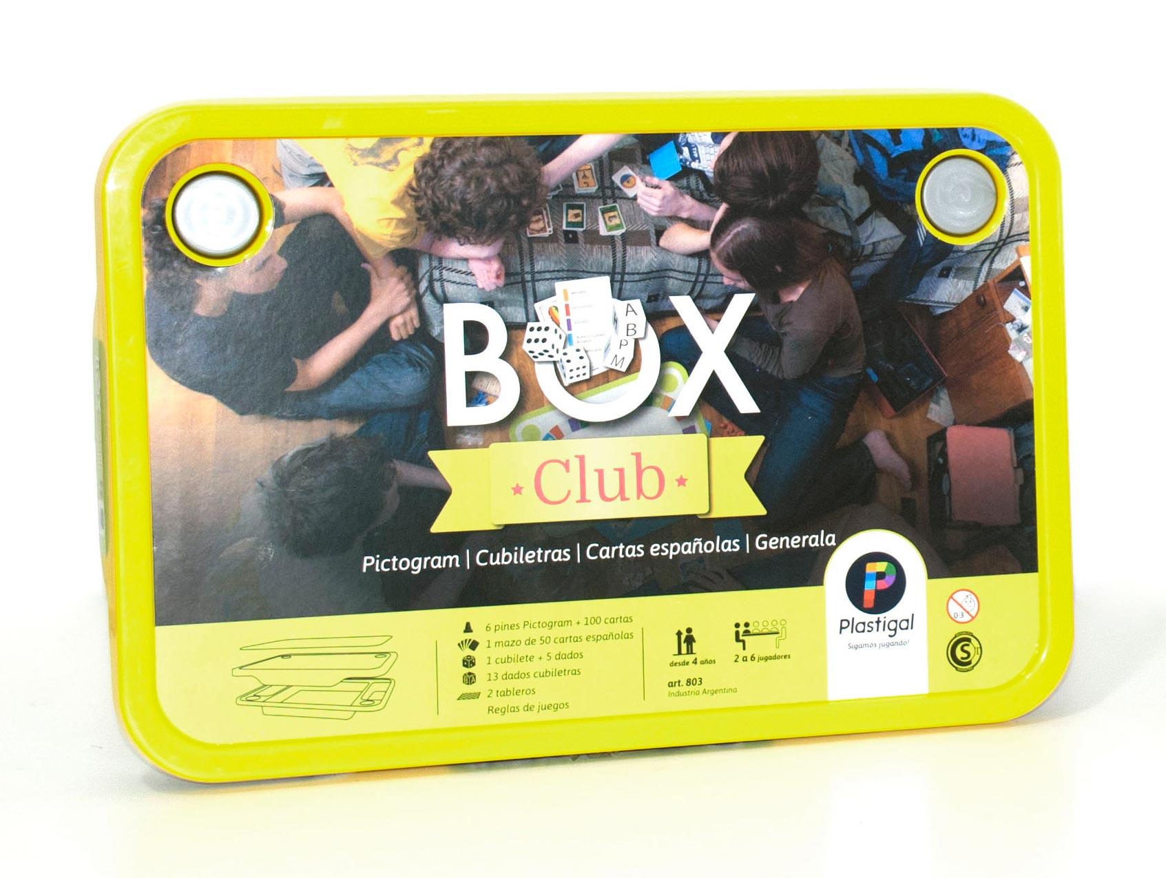 BOX Club