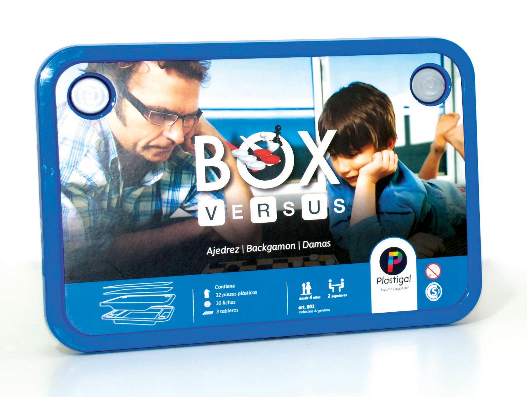 BOX Versus