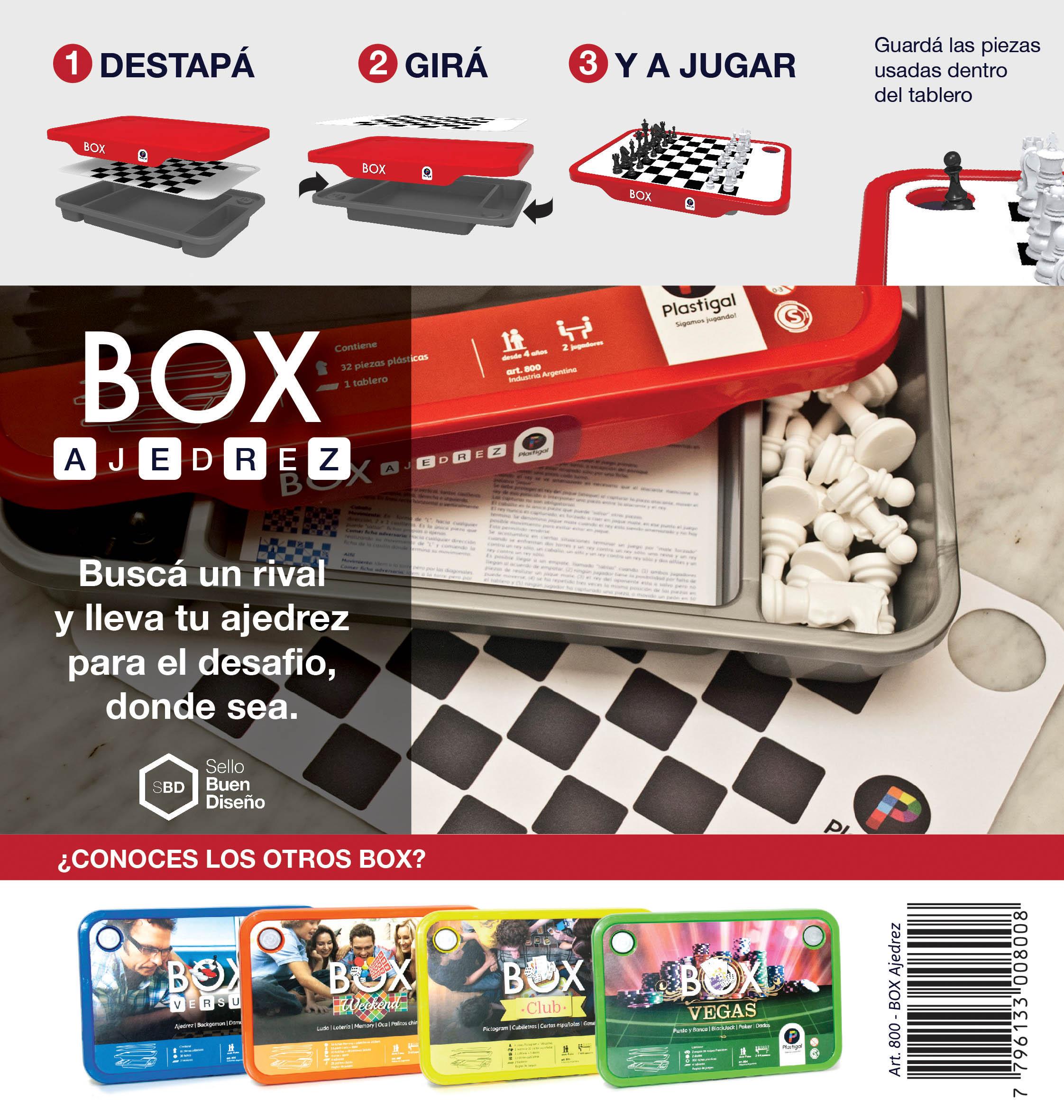 BOX Ajedrez