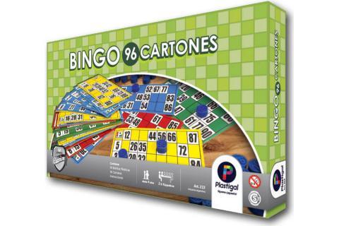 Bingo 96 cartones