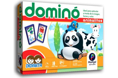 Dominó Animalitos